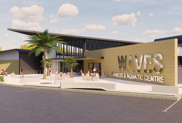ADCO Constructions Waves Aquatic Centre Baulkham Hills